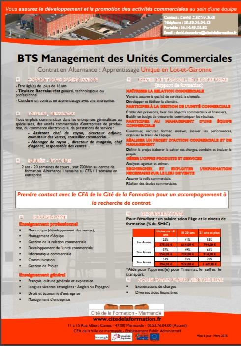 bts muc ficheformation